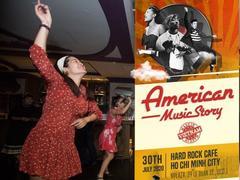 Hard Rock Café presents night of American music