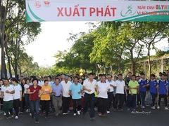HCM City streets to ban vehicles for Run Dayon Sunday