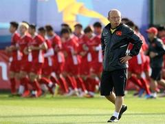 Việt Nam prepare for World Cup 2022 qualifiers