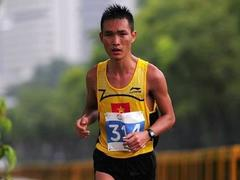 Thanh aims for SEA Games marathon gold