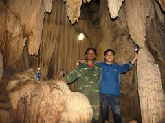 New cave discovered in Quảng Trị