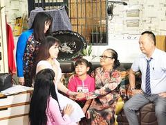 Long An Television produces new drama programmeon southern culture