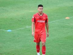 Injured Lâm drops out of U22 training camp