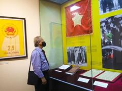Historical objects of August Revolution displayed in capital