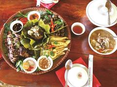 The natural taste of Thái