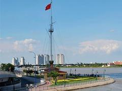 HCM City approves 155-year-old flagpole renovation