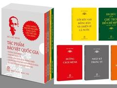 Book series featuring works by President Hồ Chí Minh released