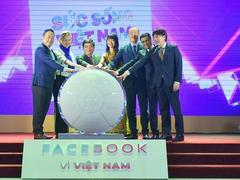 """Facebook and MPI launch """"Vitality of Vietnam"""" programme"""