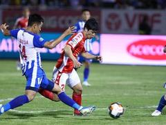 HCM City FC to meet Hà Nội FC in National Cup semi-finals
