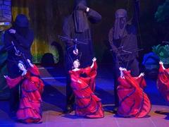 New drama for children to open at Gia Định Park
