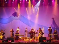 Five localitieshost national traditional music festival