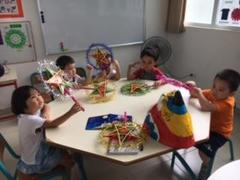 Pupils at French international school discover Mid-Autumn festival