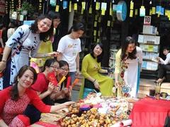 HCM City's Book Street celebrates5thbirthday