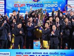 Hà Nội FC defeat Viettel to win Super Cup