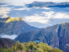 Trekking to Việt Nam's fourth highest mountain peak