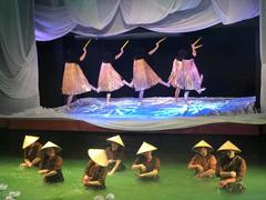 Experimental puppet show begins in capital