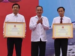 Bạc Liêu's salt-making craft recognised as national heritage