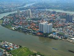 HCM City plans public spaces for entertainment, tourism along Sài GònRiver