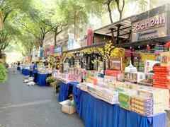 Book Street revenue falls sharply duringTết