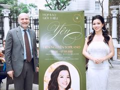 Vietnamese soprano to pay tribute to Italy in her debut concert