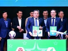 Bamboo Airways sponsors National Cup in 2021