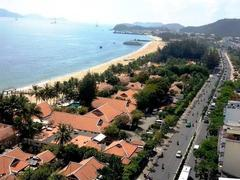 Province takes back 10,000 sq m for public beach in Nha Trang