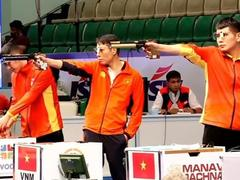 Shooters take World Cup silver but no Olympic slot