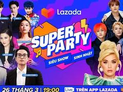 Katy Perry among global superstars to perform at Lazada 9th birthday concerts