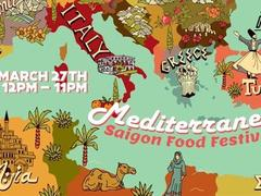 Saigon Outcast to host Mediterranean food fest