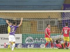 Hà Nội FC avoid shock with late equaliser againstHà Tĩnh