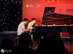 "Saigon Classical Musicpresents ""Voices of Instruments"" concert"
