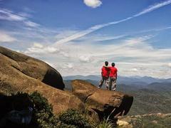 Conquering Đá Bia Mountain in Phú Yên