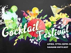 Saigon Outcast to host cocktail fest