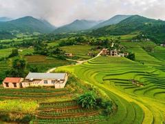 Sông Moóc Village, a miniature Sapa of Bình Liêu