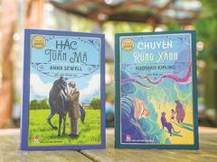 Series of classic books for children launched in domestic market