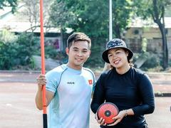 Married couple set out to conquerTokyo Paralympic Games