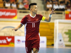 Việt Nam's futsal legend vies for World Cup glory