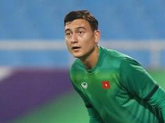 Việt Nam loses goalkeeper Văn Lâm for the next matches of the World Cup qualifiers campaign