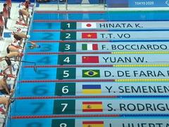 Tùng fails to reach medal heights of previous Games