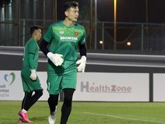 Goalkeeper Lâm ready to play for Việt Nam