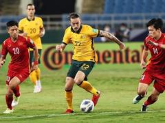 Việt Nam fall to 1-0 defeat against Australia in qualifier