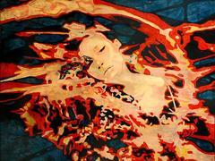 Art exhibition raises money for poor women
