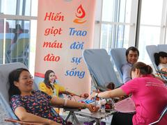 FMP Hanoi's Blood Donation Day