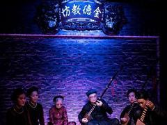 Ca trù shows by Kim Đức Ca Quán