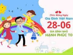 Capital city to celebrate Family Day