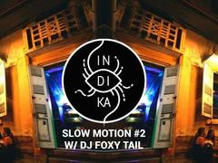 The Slow Motion Night with DJ Foxy Tail