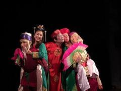 Art show highlights Vietnamese tuồng