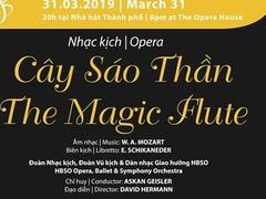 Mozart's The Magic Flute at Opera House