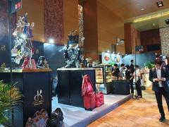 European Art of Living exhibition opens in HCM City