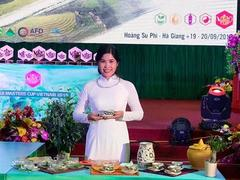 Mountainous Hà Giang hosts Tea Masters Cup Việt Nam 2019